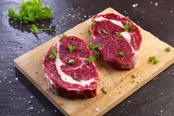 Ribeye Steak, 2 x 8oz