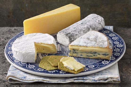 British Artisan Cheese Selection