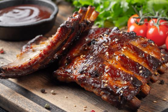 Chinese Spare Ribs (4 racks)