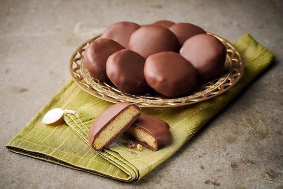 Chocolate Covered Biscuits