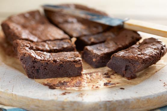 Luxury Chocolate Brownie