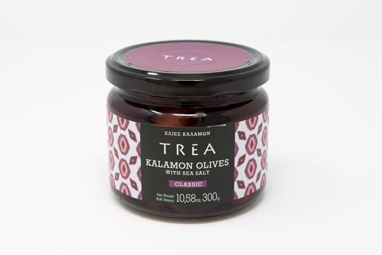 Classic Kalmon Olives with Sea Salt