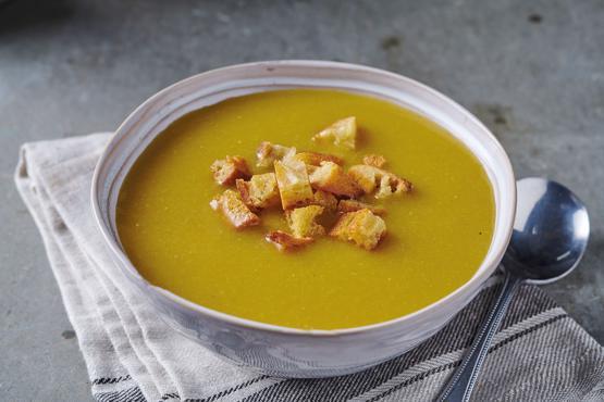 Creamed Vegetable Soup