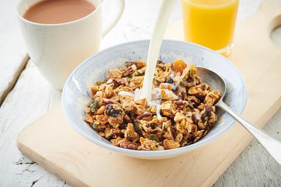 Luxury Granola - Honey & Nut