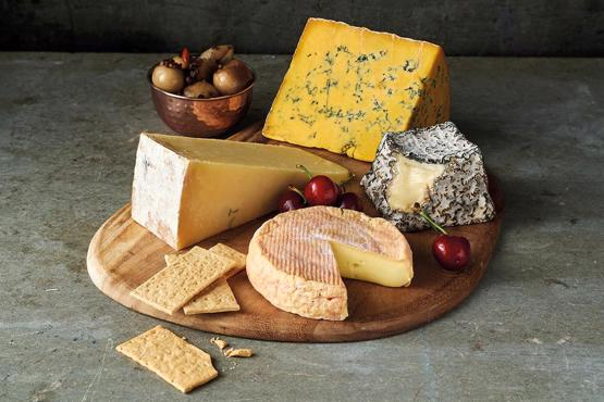 Great British Cheese Selection