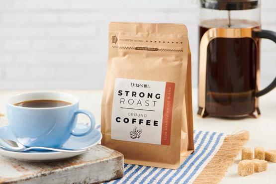 Dukeshill Strong Roast Ground Coffee