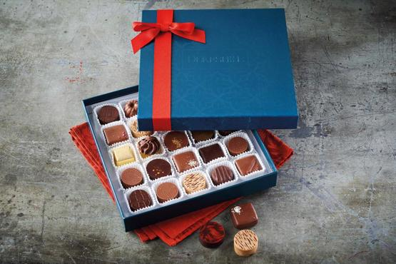 Large Chocolate Selection