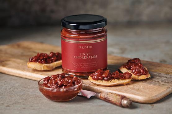 Lucy''s Chorizo Jam
