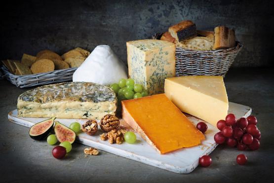 Luxury Cheese Feast