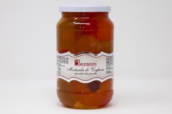 Mixed Fruit Mostarda di Voghera