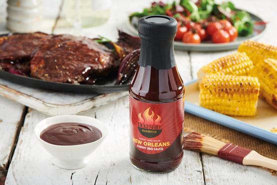 New Orleans Cherry BBQ Sauce