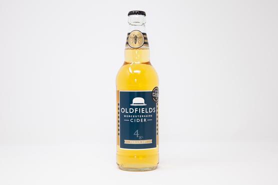 Oldfields Medium Dry Cider (Case of