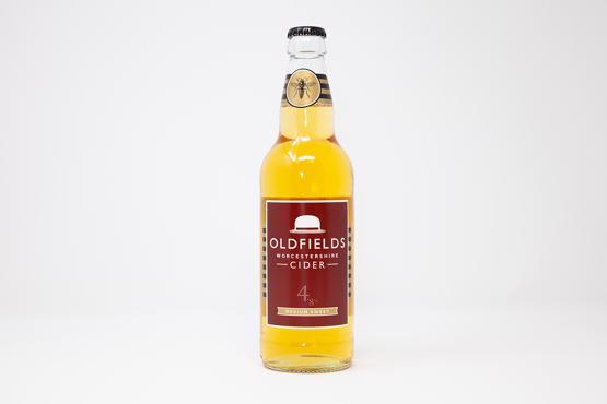 Oldfields Medium Sweet Cider (Case of%