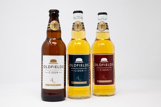 Oldfields Ciders (Mixed Case of 12)