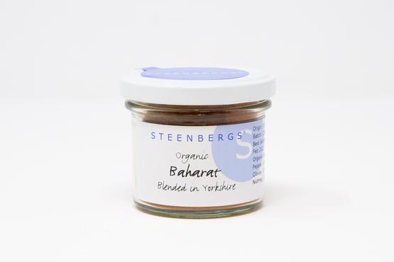 Organic Baharat
