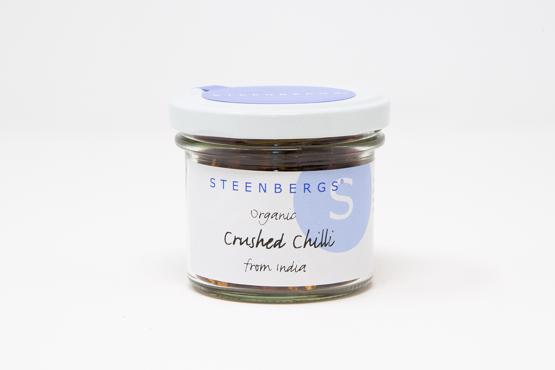 Organic Crushed Chilli