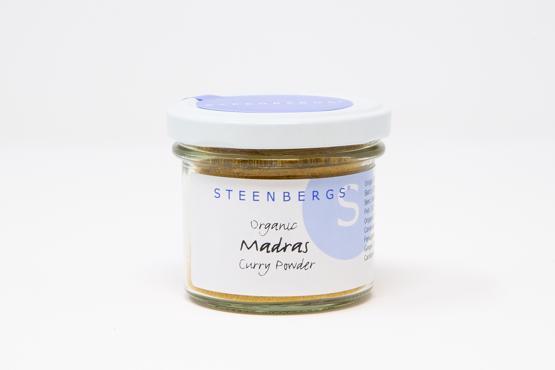 Organic Madras Curry Powder