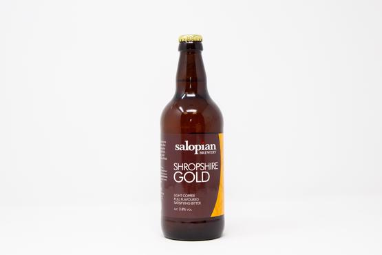 Shropshire Gold (Case of 12)
