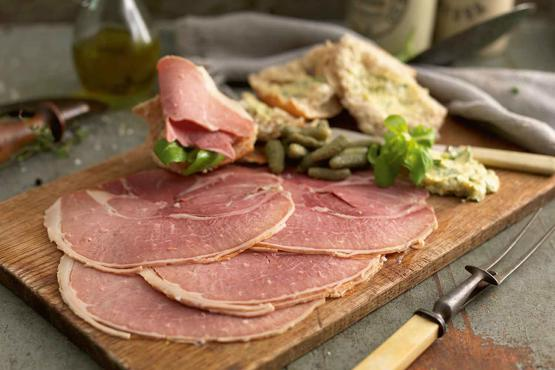 Shropshire Black Ham - Sliced Pack