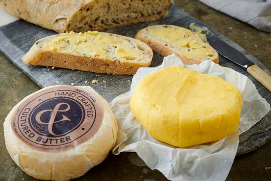 Ampersand Butter