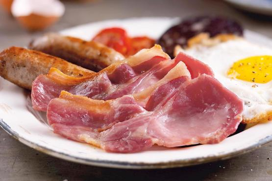 Unsmoked Dry Cured Back Bacon
