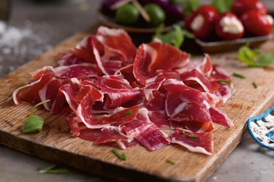 100% Iberico Hand Carved Ham DOP