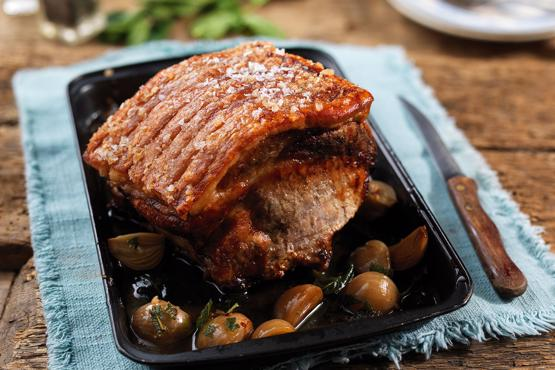 Bone-In Pork Loin