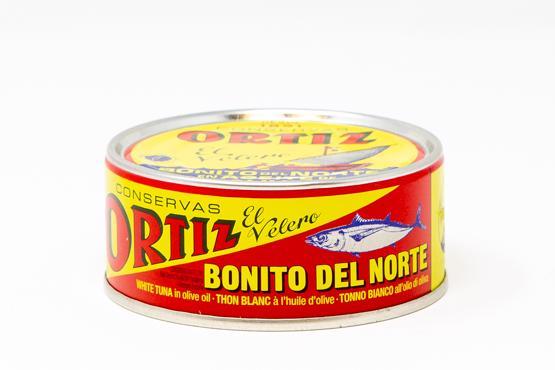 Bonito Tuna Fillet In Olive Oil (Tin