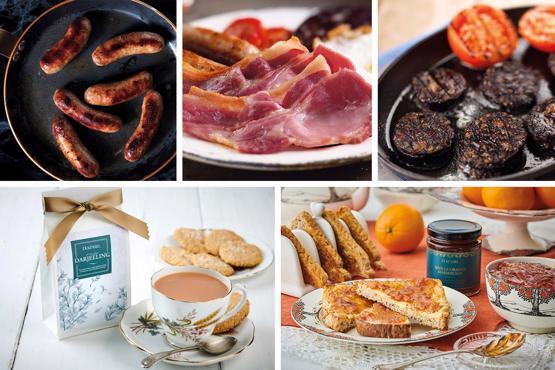 Dukeshill Breakfast Selection