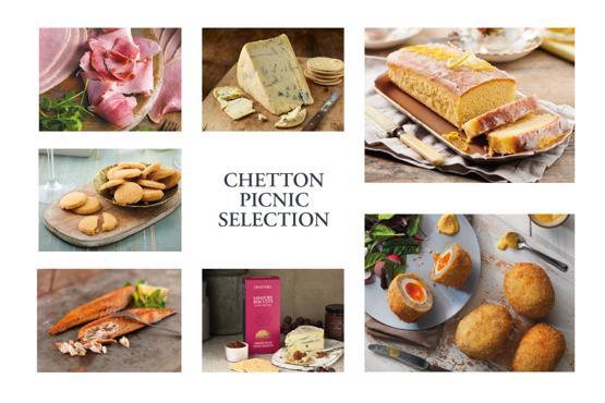 Chetton Picnic Selection