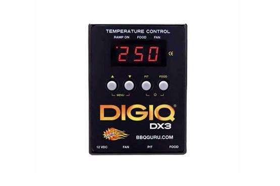 Digi-Q DX3 Control - BBQ GURU Edition