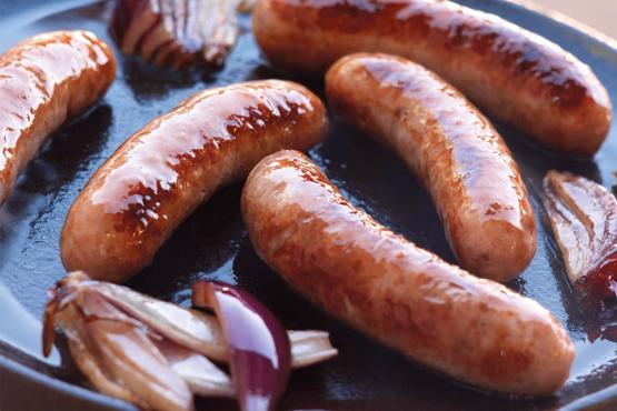 Extra Meaty Pork Sausages (Gluten Free