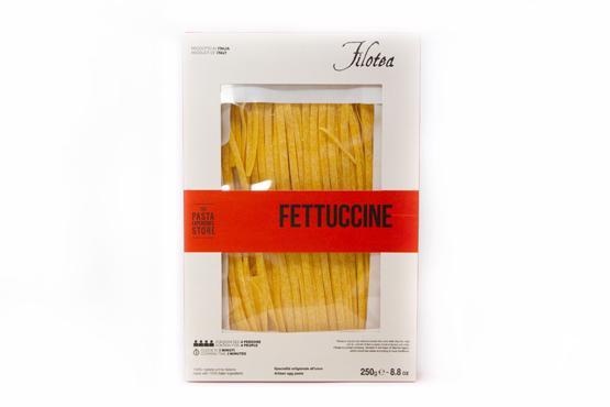 Fettuccine Artisan Egg Pasta