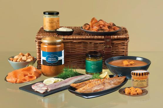 Fish Lovers'' Hamper