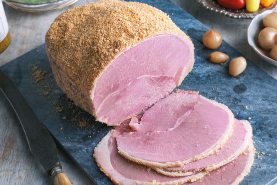 Half Boneless York Ham