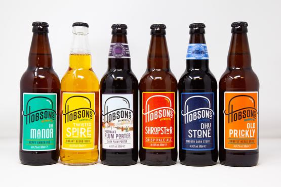 Hobsons Ale Selection (Case of 12)