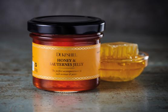 Honey & Sauternes Jelly