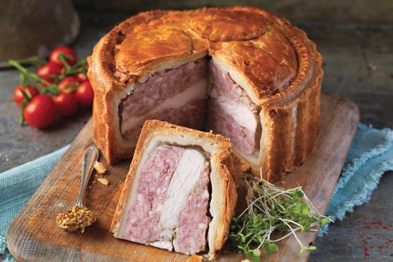 Huntsman''s Pie