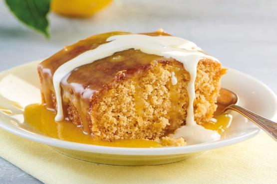 Sticky Lemon Pudding