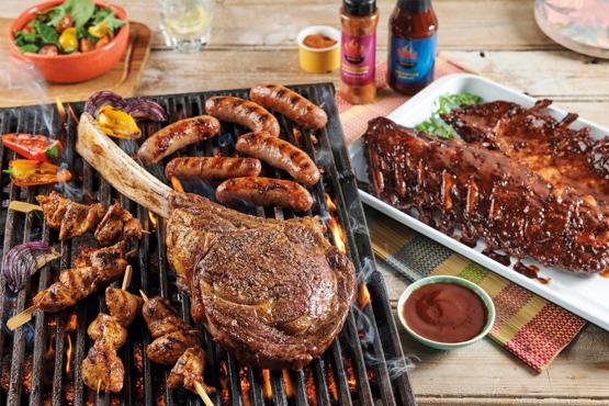 Luxury BBQ Feast
