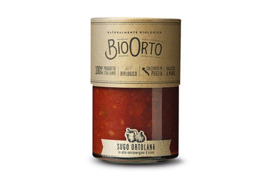 Organic Tomato sauce Arrabbiata