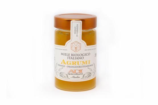 Organic Orange Honey