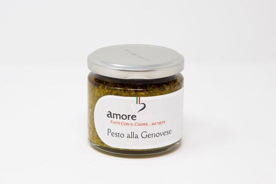 Pesto Genovese Style