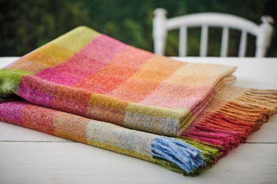 Sunshine Throw / Picnic Blanket