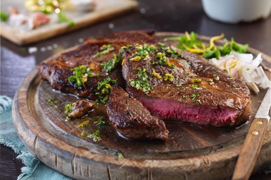 Ribeye Steaks, 2 x 8oz