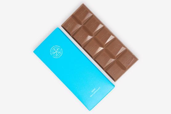 Rose Milk Chocolate Bar