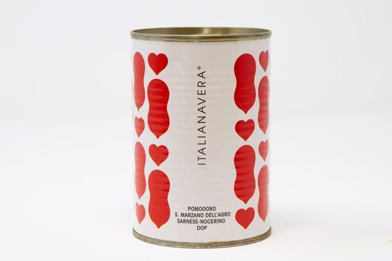 San marzano PDO Peeled Tomatoes