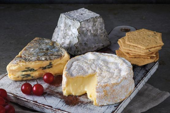 Soft Cheese Selection