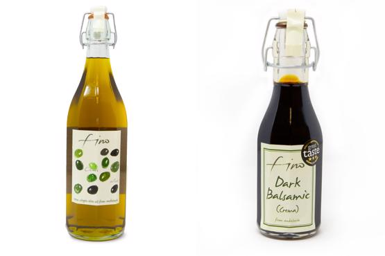Spanish Oil & Vinegar