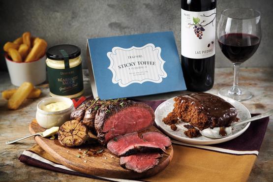 Steak Night Box